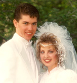 Wedding--July 1991