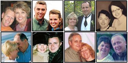 8 couples photos