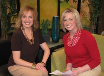 Laura Brotherson and Brooke Walker on KSL Studio 5
